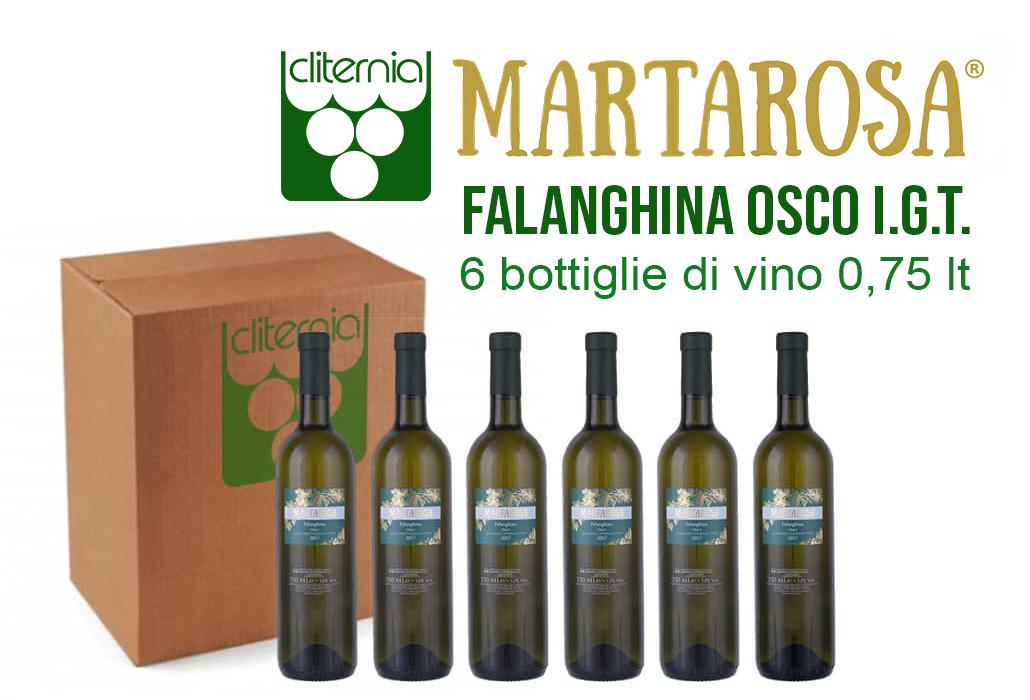 Martarosa Falanghina Osco IGT