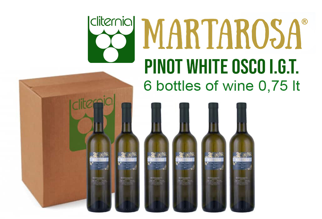 Martarosa Pinot White Osco IGT